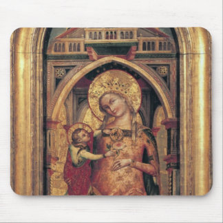 The Virgin and Child, 1372 Mouse Pad
