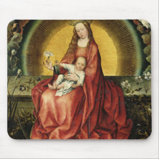 The Virgin and Child 2 Mouse Pad