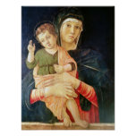 The Virgin and Child Blessing, 1460-70 Posters