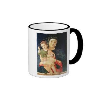 The Virgin and Child Blessing, 1460-70 Ringer Mug