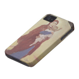 The Virgin and Child by Domenico Ghirlandaio iPhone 4 Case