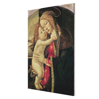 The Virgin and Child, c.1500 Canvas Print
