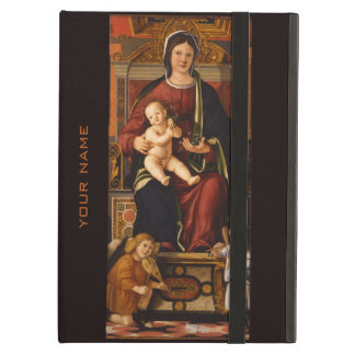 """""""The Virgin and Child"""" custom cases"""