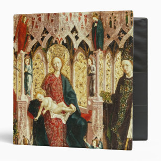 The Virgin and Child Enthroned, c.1475 Binder