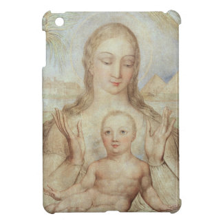 The Virgin and Child in Egypt, 1810 (tempera on pa Cover For The iPad Mini