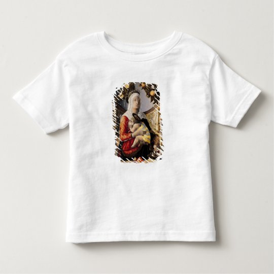 The Virgin and Child Surrounded by Eight Toddler T-shirt