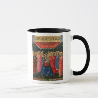 The Virgin and Child with Angels, c.1440-50 Mug