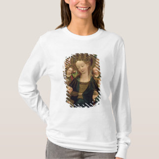 The Virgin and Child with Angels T-Shirt