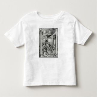 The Virgin and Child with Saints Toddler T-shirt