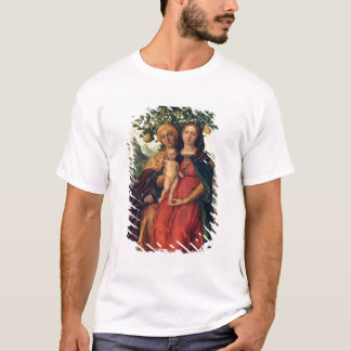 The Virgin and Child with St Anne, 1510-18 T-Shirt