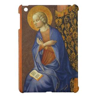 The Virgin Annunciate, c. 1430 (tempera on panel) iPad Mini Cover