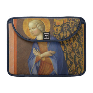 The Virgin Annunciate, c. 1430 (tempera on panel) Sleeves For MacBooks