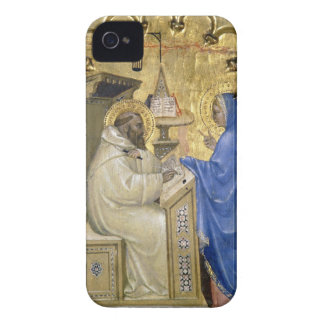 The Virgin appearing to St. Bernard, detail from a iPhone 4 Case-Mate Case