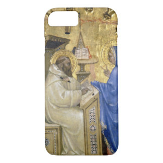 The Virgin appearing to St. Bernard, detail from a iPhone 8/7 Case
