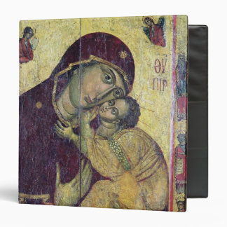 The Virgin Eleousa, from Nessebar Binder