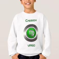 The Virgin Horoscope Sign Sweatshirt