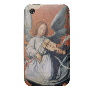 'The Virgin in Glory', 1524, painting iPhone 3 Case-Mate Case