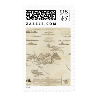The Virgin Islands Postage