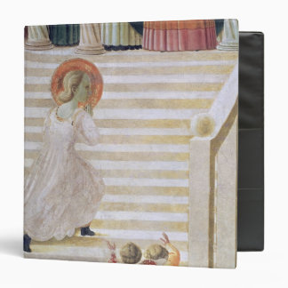 The Virgin Mary ascending the staircase Binder