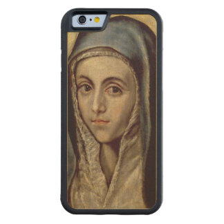 The Virgin Mary, c.1594-1604 Carved® Maple iPhone 6 Bumper Case