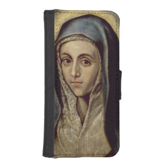 The Virgin Mary, c.1594-1604 iPhone 5 Wallet Case