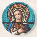 The Virgin Mary Coasters