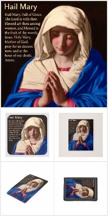 The Virgin Mary Collection
