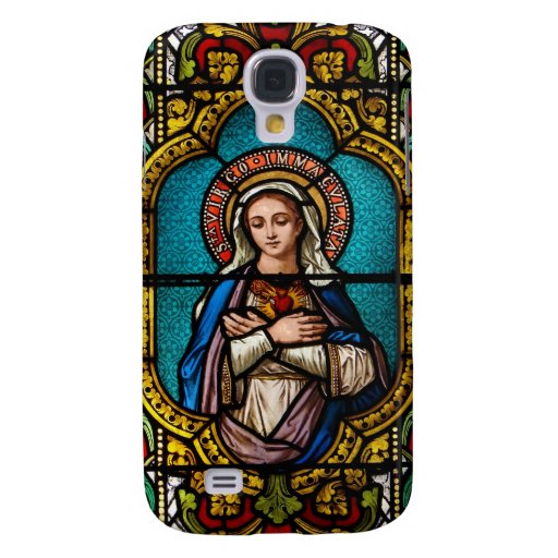 The Virgin Mary Galaxy S4 Case