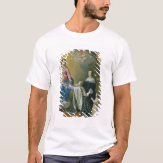 The Virgin Mary gives the Crown and Sceptre T-Shirt