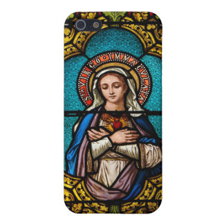 The Virgin Mary iPhone SE/5/5s Case