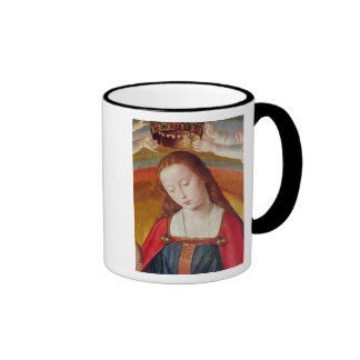 The Virgin Mary with her Crown Coffee Mugs