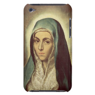 The Virgin Mourning (oil on canvas) iPod Touch Case