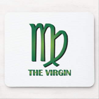 The Virgin Mouse Pad