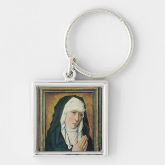 The Virgin of Sorrow 2 Keychain