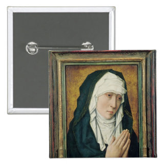 The Virgin of Sorrow 2 Pinback Button