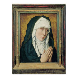The Virgin of Sorrow 2 Postcard