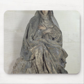 The Virgin of Sorrow Mouse Pad
