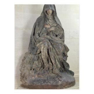 The Virgin of Sorrow Postcard