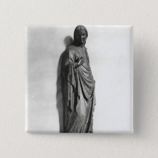 The Virgin of the Annunciation Button