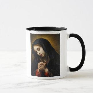 The Virgin of the Annunciation, c.1653-55 Mug