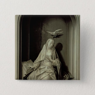 The Virgin of the Annunciation Pinback Button