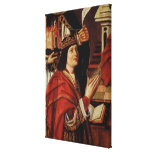 The Virgin of the Catholic Kings 2 Canvas Print
