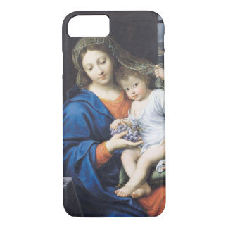 The Virgin of the Grapes, 1640-50 iPhone 8/7 Case