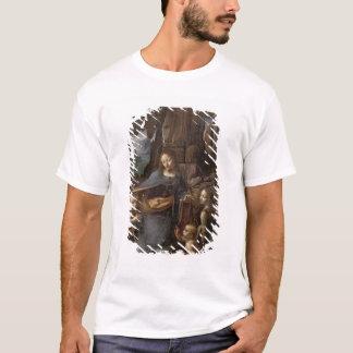 The Virgin of the Rocks , c.1508 T-Shirt