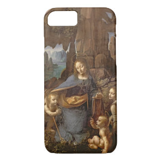 The Virgin of the Rocks iPhone 8/7 Case