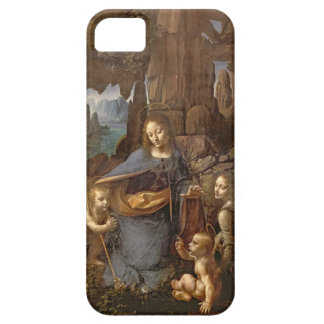 The Virgin of the Rocks iPhone SE/5/5s Case