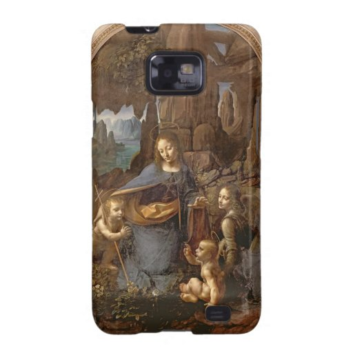 The Virgin of the Rocks Samsung Galaxy S2 Case