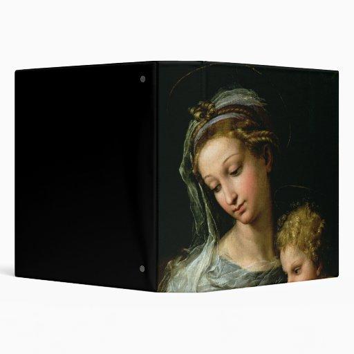 The Virgin of the Rose, c.1518 Binders