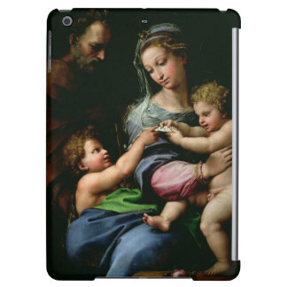 The Virgin of the Rose c 1518 iPad Air Cases