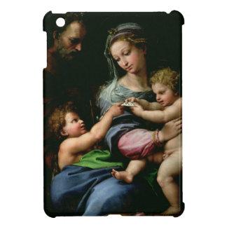 The Virgin of the Rose, c.1518 iPad Mini Covers